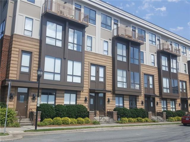 810 W 4th Street #309, Winston Salem, NC 27101 (MLS #939216) :: Kim Diop Realty Group
