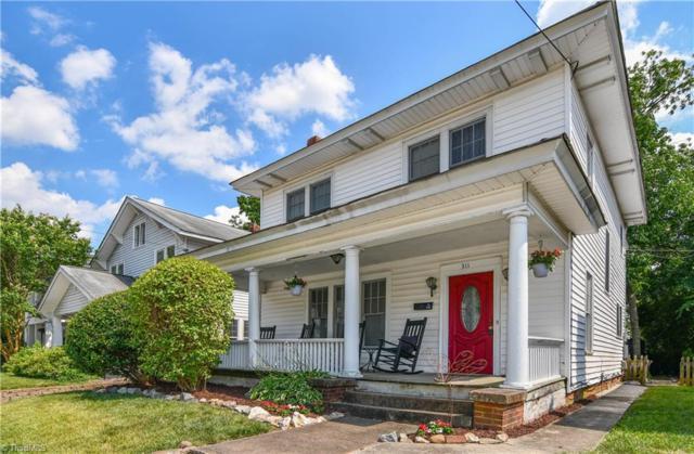 311 W Fisher Avenue, Greensboro, NC 27401 (MLS #939334) :: Berkshire Hathaway HomeServices Carolinas Realty