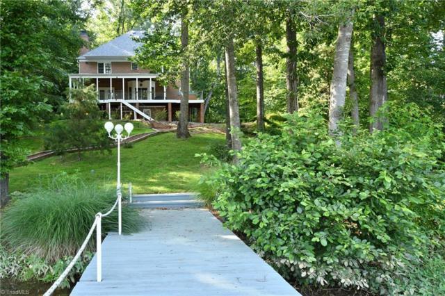 3546 N Lakeshore Drive, Clemmons, NC 27012 (MLS #939535) :: Berkshire Hathaway HomeServices Carolinas Realty