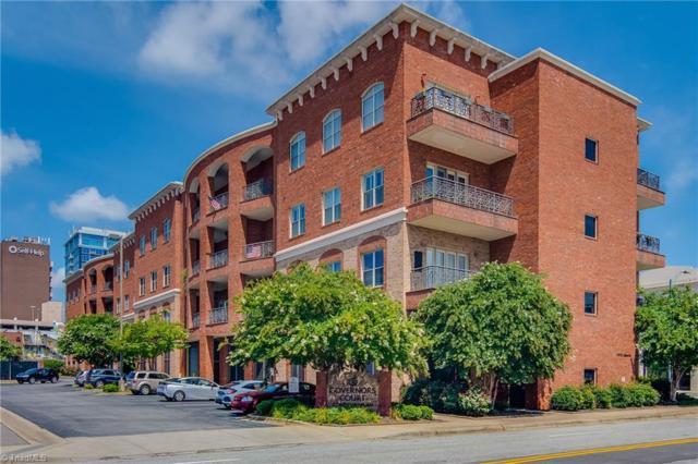 113 N Church Street #302, Greensboro, NC 27401 (MLS #939645) :: Kim Diop Realty Group