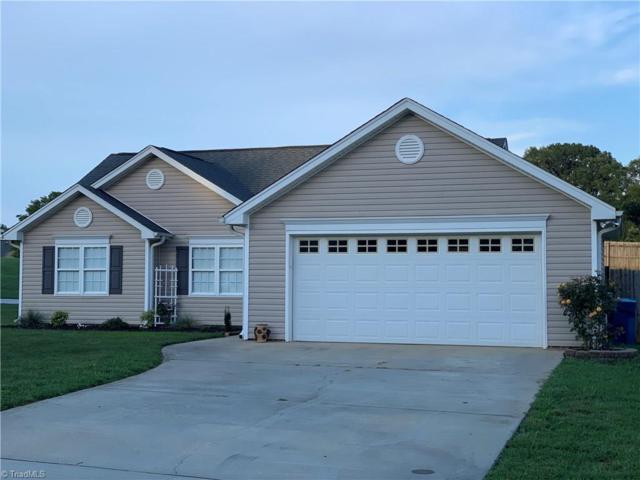 259 Summit Drive, Mocksville, NC 27028 (MLS #939704) :: Lewis & Clark, Realtors®
