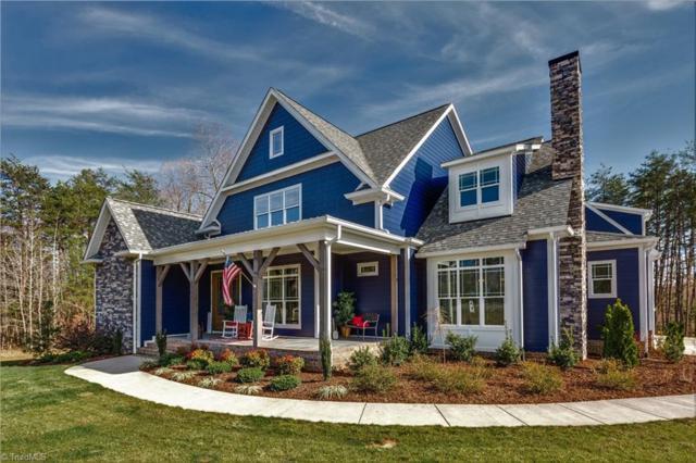 8303 Stafford Mill Road, Oak Ridge, NC 27310 (MLS #939748) :: Lewis & Clark, Realtors®
