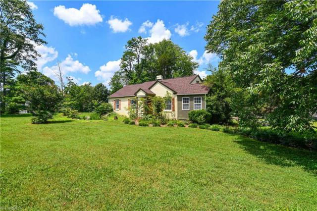 5814 Woodcliff Drive, Greensboro, NC 27410 (MLS #939844) :: HergGroup Carolinas   Keller Williams