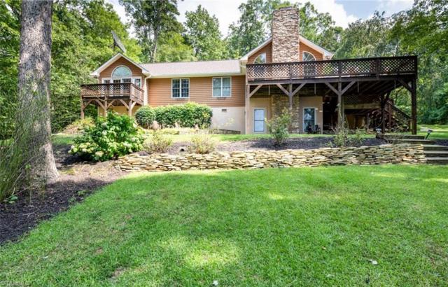 146 Periwinkle Lane, Lexington, NC 27292 (MLS #939872) :: HergGroup Carolinas | Keller Williams