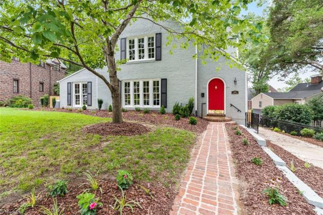 1105 Greenway Drive, High Point, NC 27262 (MLS #939882) :: Ward & Ward Properties, LLC