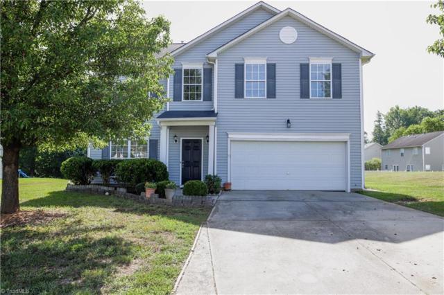 2123 Gramercy Park Drive, Greensboro, NC 27406 (MLS #939969) :: HergGroup Carolinas | Keller Williams