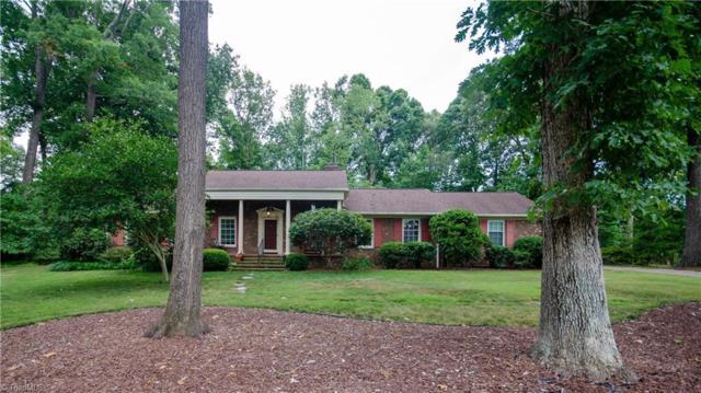 4804 Brookhaven Drive, Greensboro, NC 27406 (MLS #940025) :: Berkshire Hathaway HomeServices Carolinas Realty