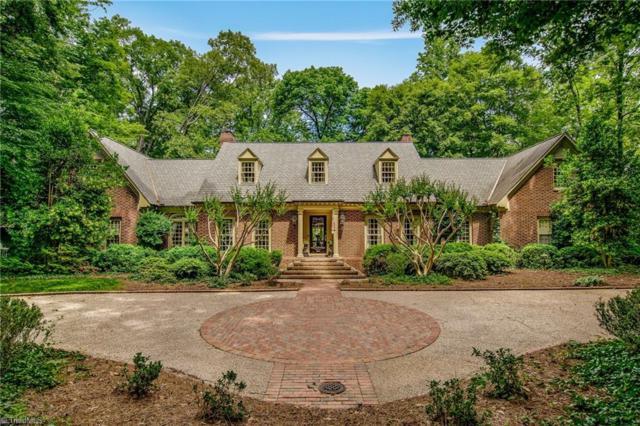 2706 Lake Forest Drive, Greensboro, NC 27408 (MLS #940137) :: Lewis & Clark, Realtors®