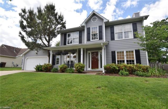 5013 White Horse Drive, Greensboro, NC 27410 (MLS #940166) :: HergGroup Carolinas | Keller Williams
