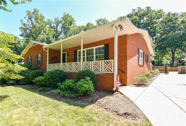 820 Larkwood Drive, Greensboro, NC 27410 (MLS #940184) :: HergGroup Carolinas   Keller Williams