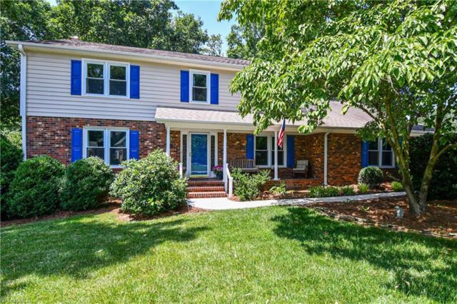 3607 Sagamore Drive, Greensboro, NC 27410 (MLS #940248) :: Berkshire Hathaway HomeServices Carolinas Realty