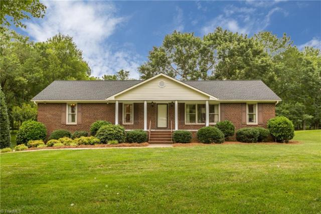 160 Roquemore Road, Clemmons, NC 27012 (MLS #940263) :: Berkshire Hathaway HomeServices Carolinas Realty
