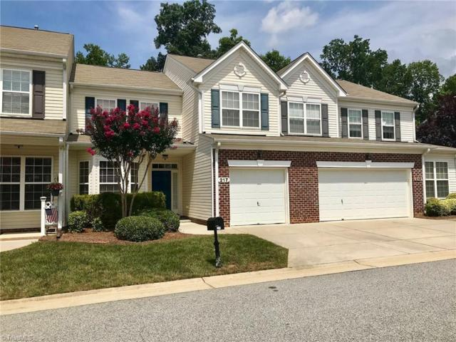 217 Channel Cove Court, Jamestown, NC 27282 (MLS #940328) :: Berkshire Hathaway HomeServices Carolinas Realty