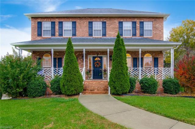 4619 Stimpson Ridge Drive, Pfafftown, NC 27040 (MLS #940329) :: HergGroup Carolinas | Keller Williams