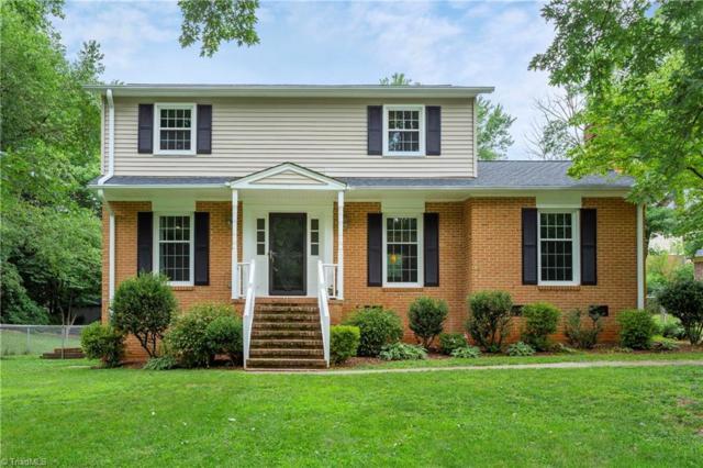 5305 Thorncliff Drive, Greensboro, NC 27410 (MLS #940359) :: HergGroup Carolinas   Keller Williams