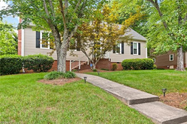 1401 Overland Drive, High Point, NC 27262 (MLS #940418) :: Ward & Ward Properties, LLC