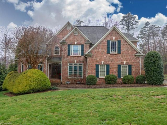 8245 William Wallace Drive, Summerfield, NC 27358 (MLS #940491) :: Berkshire Hathaway HomeServices Carolinas Realty