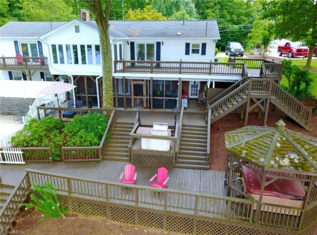 1292 Lake Drive 9, Lexington, NC 27292 (MLS #940766) :: Berkshire Hathaway HomeServices Carolinas Realty