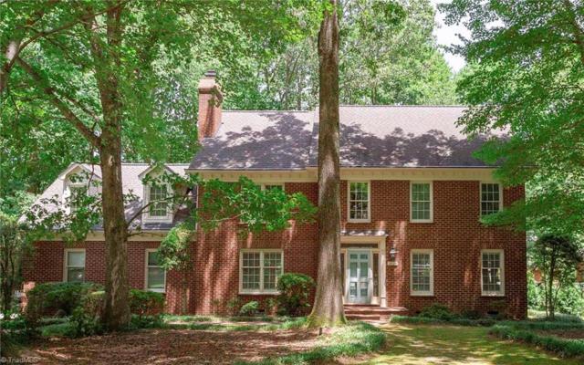 1820 Carmel Road, Greensboro, NC 27408 (MLS #940882) :: Lewis & Clark, Realtors®