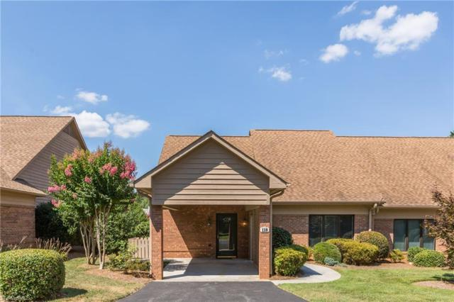 118 Bayberry Place, Bermuda Run, NC 27006 (MLS #940939) :: Ward & Ward Properties, LLC