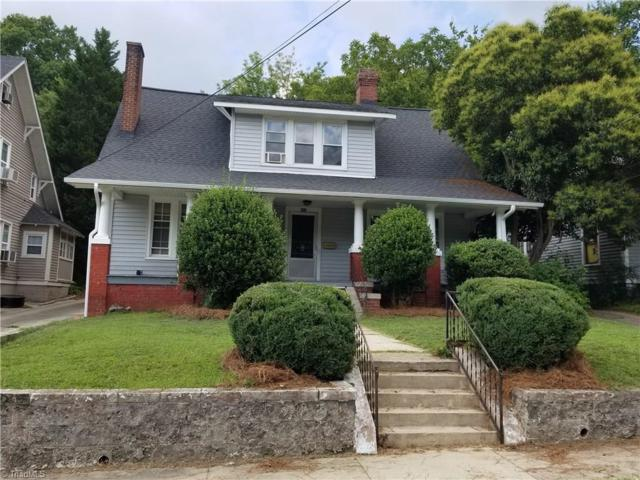 608 Guilford Avenue, Greensboro, NC 27401 (MLS #940954) :: Kim Diop Realty Group