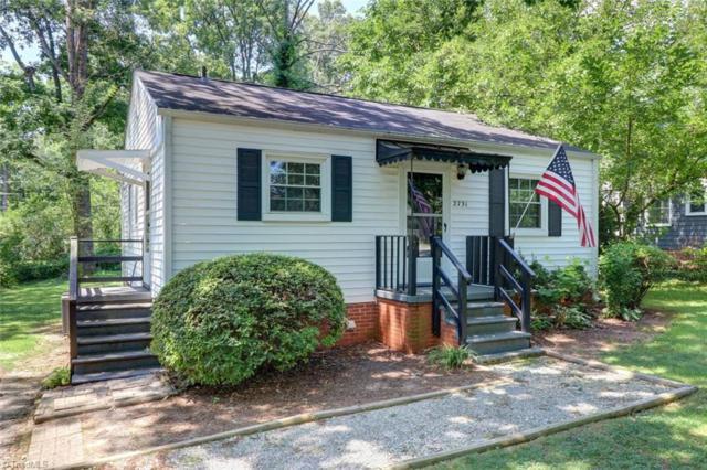 2731 Stratford Drive, Greensboro, NC 27408 (MLS #941089) :: Berkshire Hathaway HomeServices Carolinas Realty