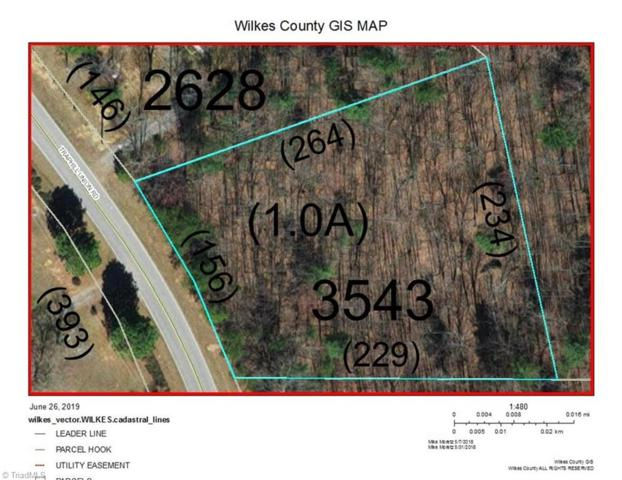 0 Traphill Union Road, Traphill, NC 28685 (MLS #941180) :: RE/MAX Impact Realty