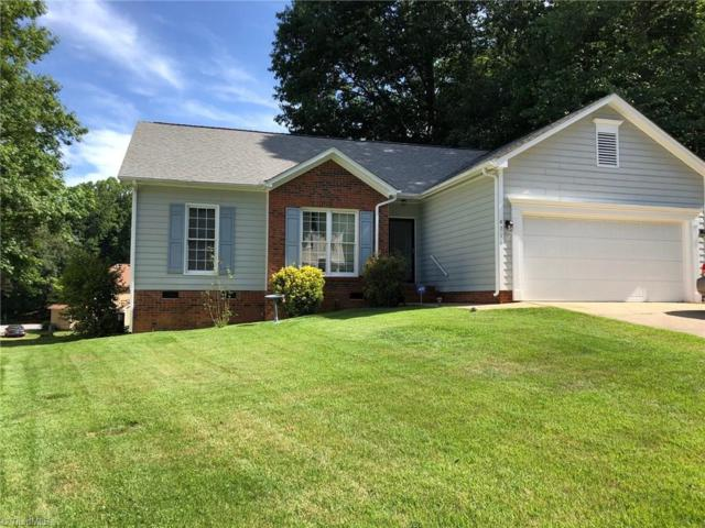 4716 Pine Hollow Lane, Greensboro, NC 27410 (MLS #941233) :: Berkshire Hathaway HomeServices Carolinas Realty
