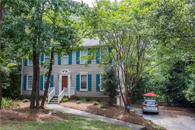 1605 Round Hill Circle, Kernersville, NC 27284 (MLS #941268) :: Berkshire Hathaway HomeServices Carolinas Realty