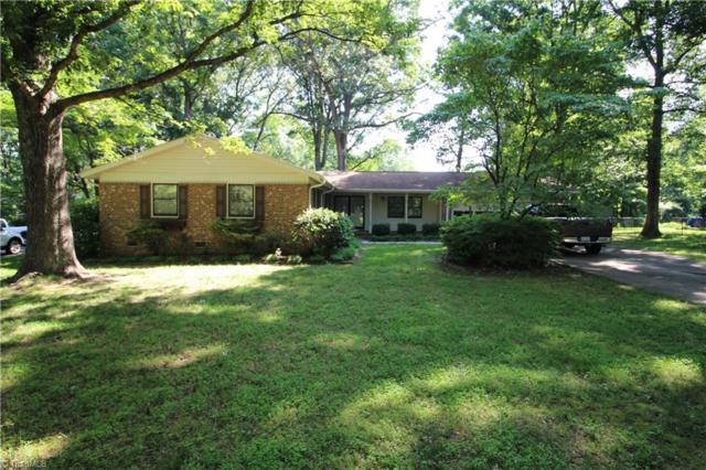 207 Amberwood Drive, Jamestown, NC 27282 (MLS #941282) :: Lewis & Clark, Realtors®