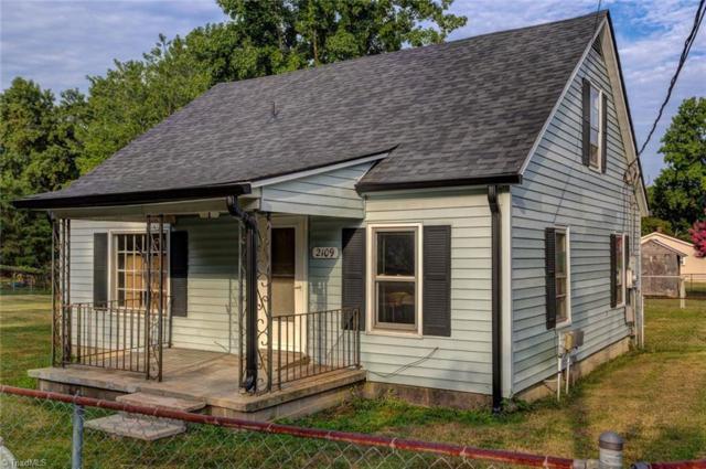 2109 Parks Street, Greensboro, NC 27405 (MLS #941320) :: Lewis & Clark, Realtors®