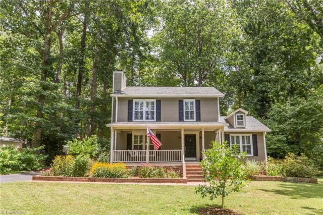 1313 Robin Hood Forest Drive, Pfafftown, NC 27040 (MLS #941326) :: Berkshire Hathaway HomeServices Carolinas Realty