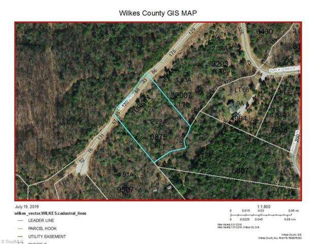 71 Turkey Trail, Mcgrady, NC 28649 (MLS #941352) :: RE/MAX Impact Realty