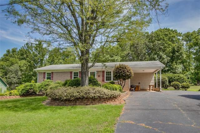 28 Meadowdale Drive, Denton, NC 27239 (MLS #941361) :: Ward & Ward Properties, LLC