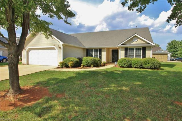 3687 Wood Cove Drive, High Point, NC 27265 (MLS #941419) :: Kim Diop Realty Group