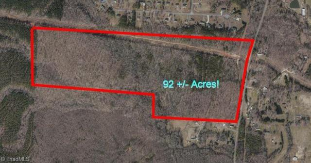 0 Iron Mountain Road, Asheboro, NC 27205 (MLS #941517) :: Kim Diop Realty Group