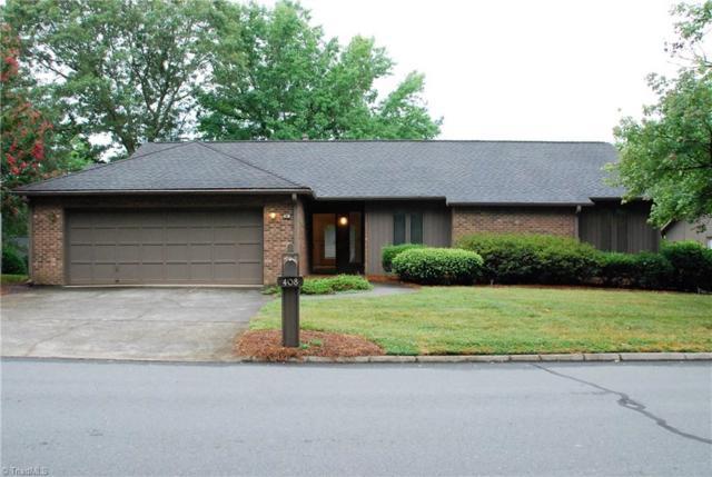 408 Ridgehaven Drive, Winston Salem, NC 27104 (MLS #941570) :: Kim Diop Realty Group