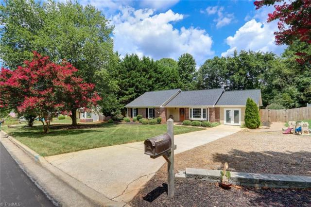 4303 Butterfield Drive, Greensboro, NC 27405 (MLS #941599) :: Kim Diop Realty Group