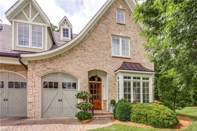 11 Granville Oaks Court, Greensboro, NC 27408 (MLS #941704) :: HergGroup Carolinas | Keller Williams