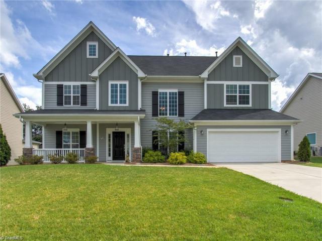 719 Sugarberry Lane, Greensboro, NC 27455 (MLS #941711) :: Berkshire Hathaway HomeServices Carolinas Realty
