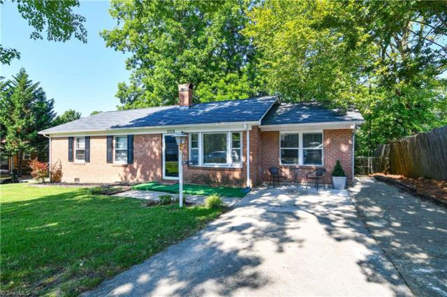 2318 Kersey Street, Greensboro, NC 27406 (MLS #941801) :: Berkshire Hathaway HomeServices Carolinas Realty