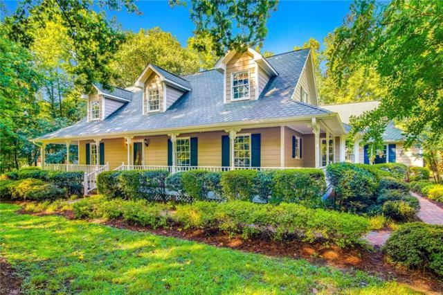 6205 Gold Dust Trail, Greensboro, NC 27455 (MLS #941929) :: Berkshire Hathaway HomeServices Carolinas Realty