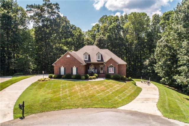 100 Burkeview Court, Lexington, NC 27295 (MLS #943039) :: Ward & Ward Properties, LLC