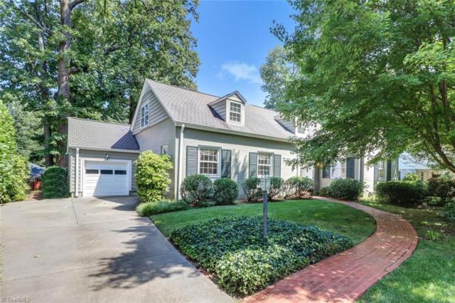 214 Ridgeway Drive, Greensboro, NC 27403 (MLS #943116) :: Berkshire Hathaway HomeServices Carolinas Realty
