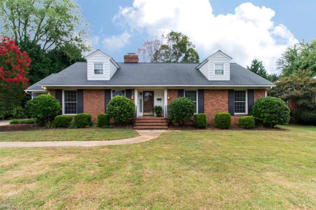2805 New Hanover Drive, Greensboro, NC 27408 (MLS #943291) :: Berkshire Hathaway HomeServices Carolinas Realty