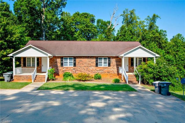 1438 Timberlane, Asheboro, NC 27205 (MLS #943387) :: Berkshire Hathaway HomeServices Carolinas Realty