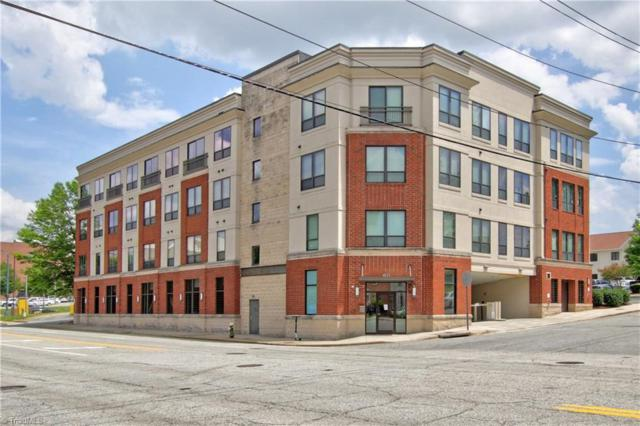 411 W Washington Street #105, Greensboro, NC 27401 (MLS #943462) :: HergGroup Carolinas | Keller Williams