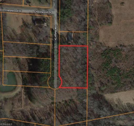 0 Oak Ridge Drive, King, NC 27021 (MLS #943498) :: Ward & Ward Properties, LLC