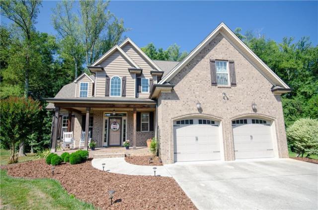 359 Kiawah Island Drive, Winston Salem, NC 27107 (MLS #943499) :: Berkshire Hathaway HomeServices Carolinas Realty