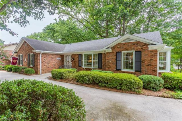 1815 Beechtree Road, Greensboro, NC 27408 (MLS #943511) :: Berkshire Hathaway HomeServices Carolinas Realty